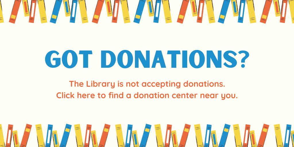 Find a donation center near you