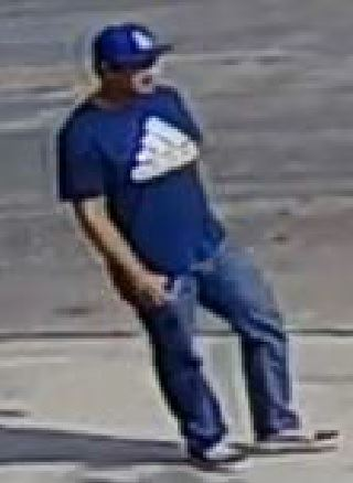Package Theft Suspect